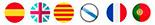 banner idiomas icono